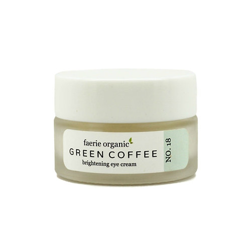 green coffee bean brightening eye cream