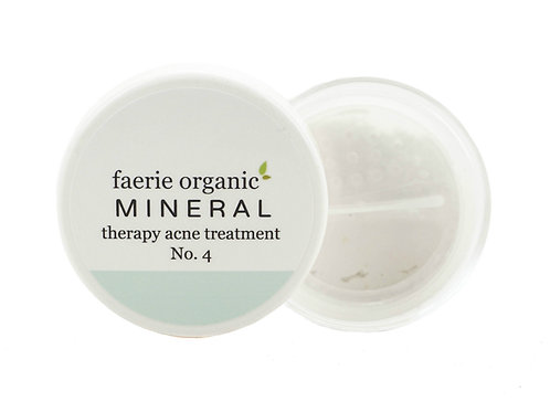mineral therapy acne treatment