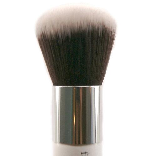eco/vegan kabuki buffer brush
