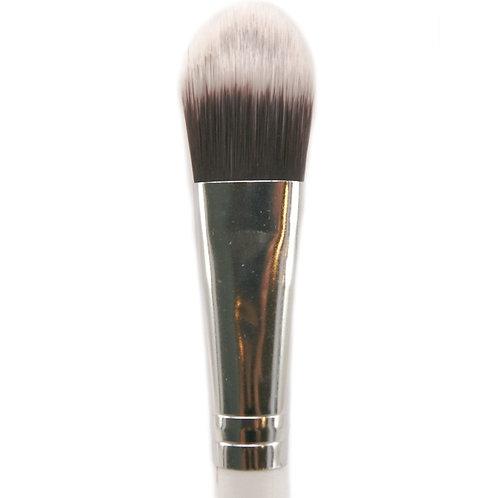 eco/vegan clay mask brush