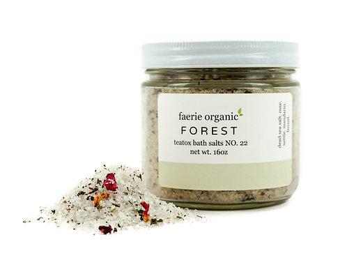 Forest Teaxtox Bath Salts