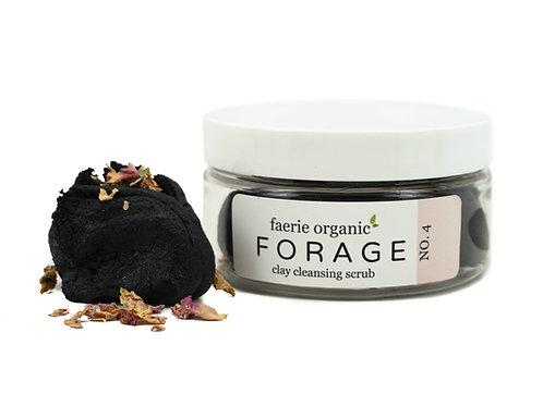 forage clay/cleanser scrub