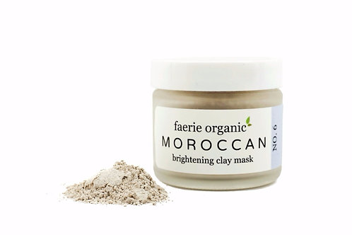 moroccan superfruit clay mask (all skin types)