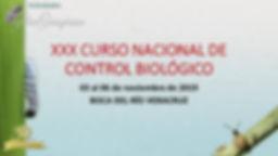 XXX_CURSO_NACIONAL_DE_CONTROL_BIOLÓGICO.