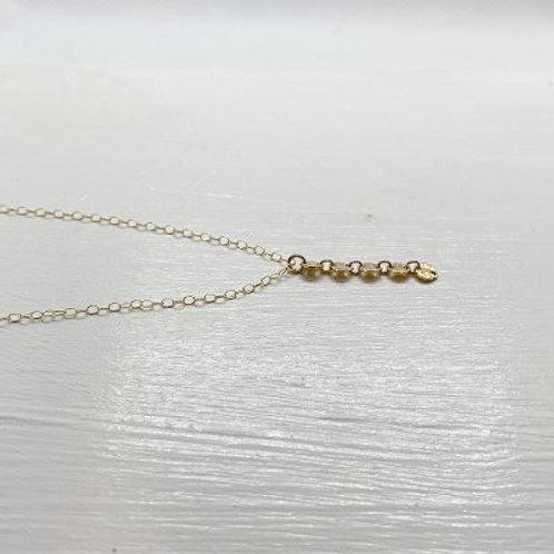 Ojosan Dangle Necklace