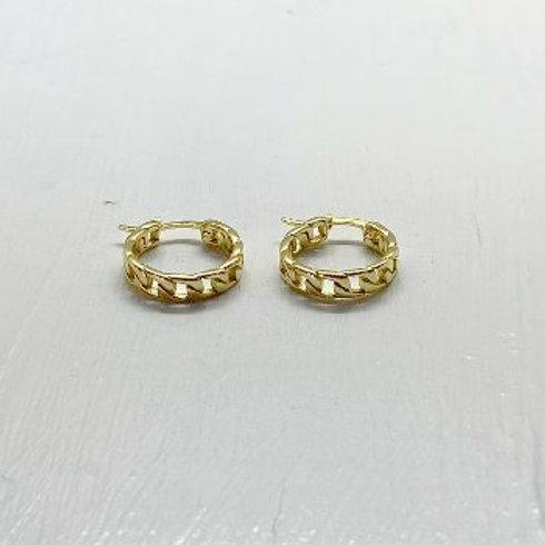 Ami Hoop Earrings