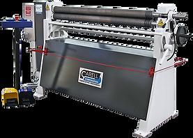 LS Series 3 Roll Plate Rolls