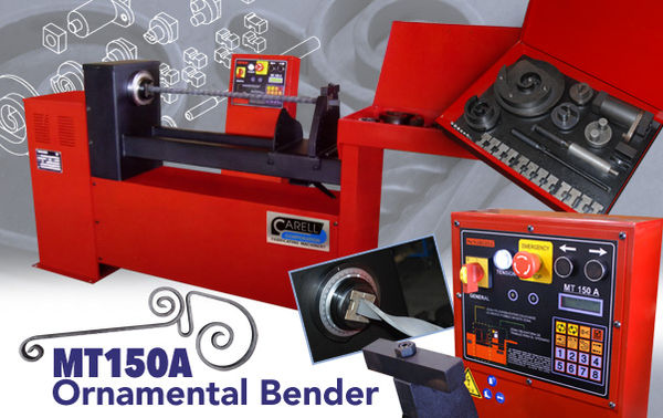 MT150A Ornamental Bender