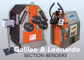 G80 & G50 Section Benders