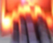 H3 Forge hot iron bar