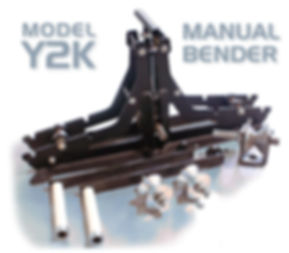 Y2K Manual Roll Bender