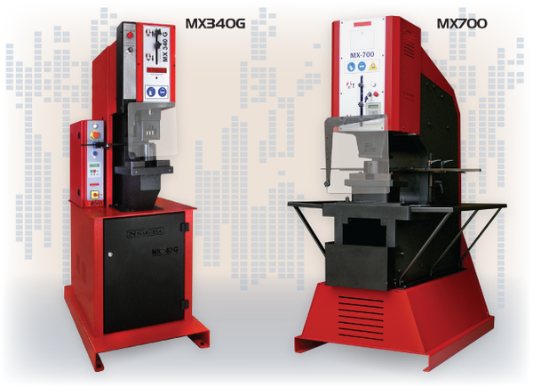 Ironworking Machines, models MX340G and MX700