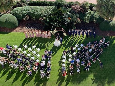 J+A's Westin Savannah, GA Fall Wedding