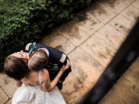 Amy + Drew's Military Savannah, GA Wedding - Highlight Film