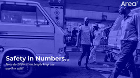 Safety in numbers: how do 200million people keep one another safe?