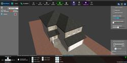 Virtual House_interface