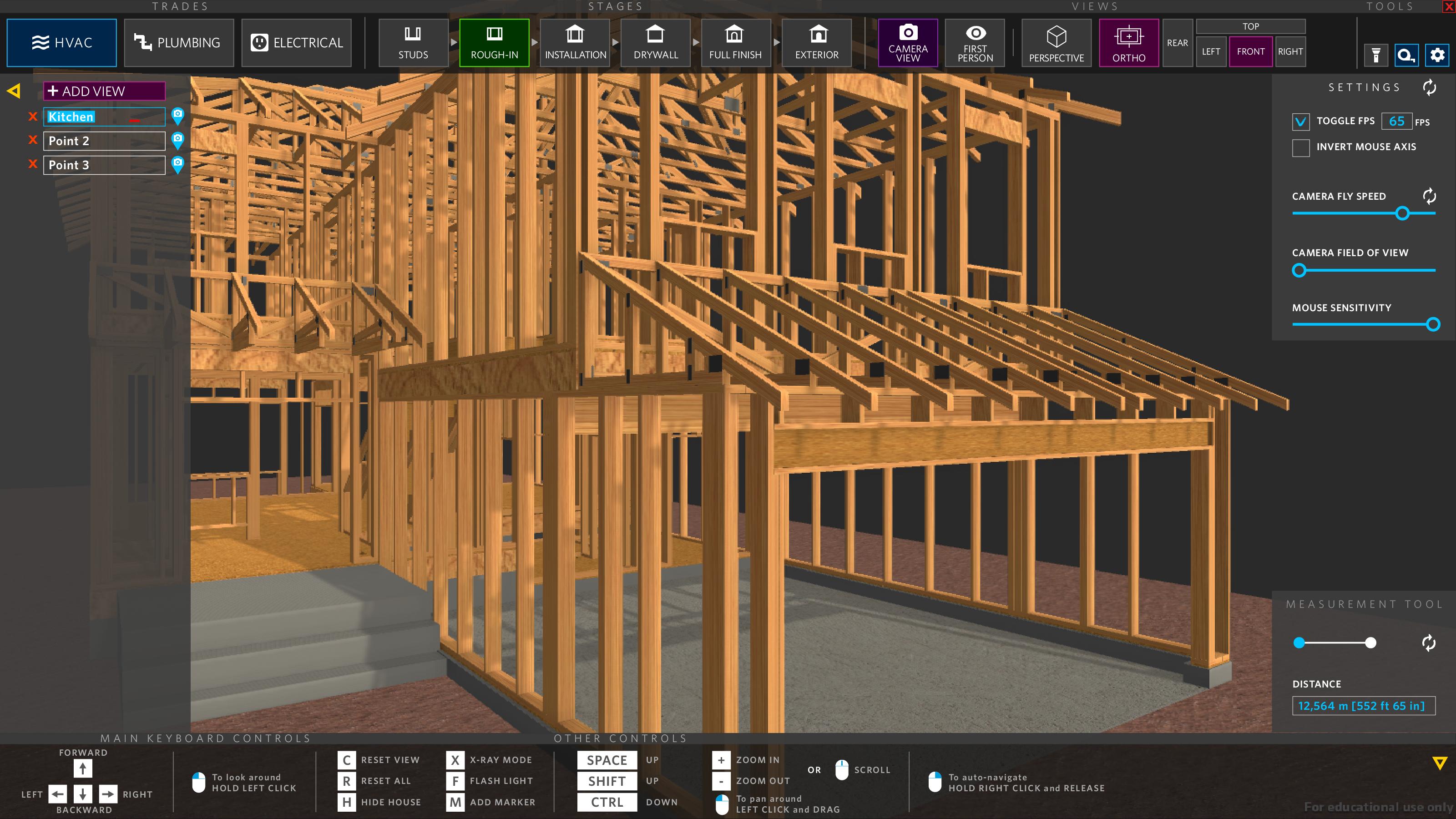 Interface_Virtual House