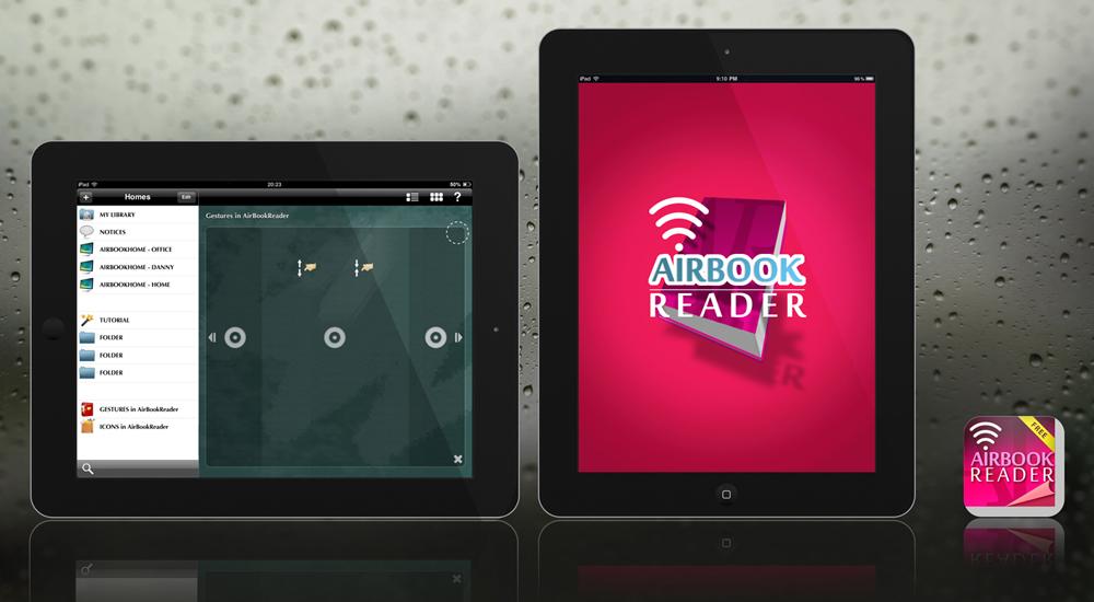 Airbook Reader