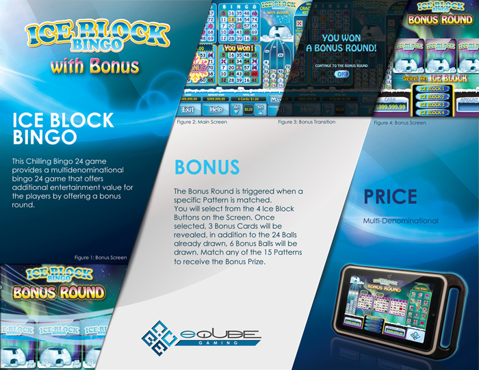 Ice Block Bingo