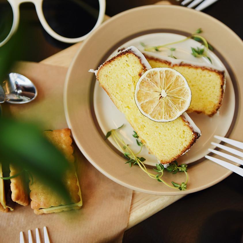 22/06 - Torta al limone