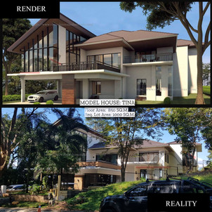 Major Renovation of Two-storey residential