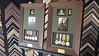 Framing Medals