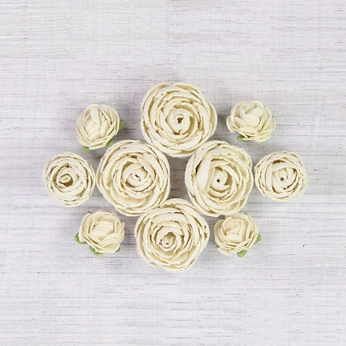 English Roses - Classic, 10 pcs Little Birdie