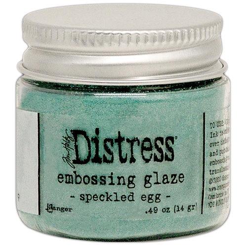 Tim Holtz Distress Embossing Glaze - Speckled Egg