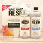 Casting Resin - A side 500ml clear finish + Casting Resin - B side 500ml clear f