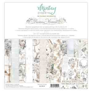 Precious Moments 07 - Mintay  12″ Collection pack includes bonus sheet