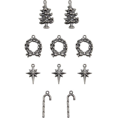 Idea-Ology Metal Adornments 10/Pkg