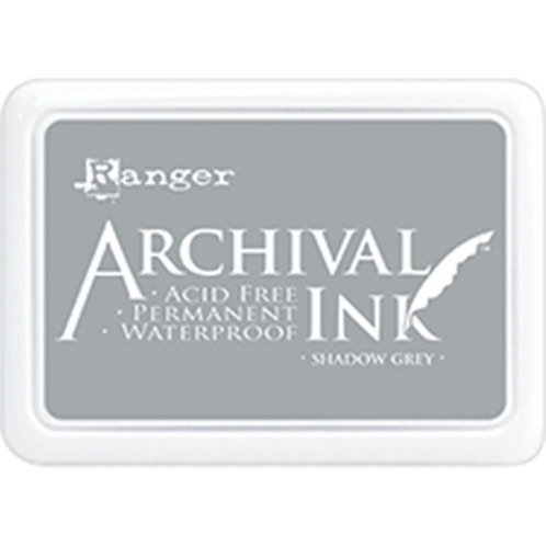 RANGER-Archival Ink Pad - Shadow Grey
