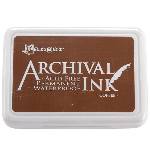 RANGER-Archival Ink Pad - Coffee