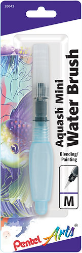 Pentel Arts Aquash Water Brush-Mini