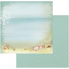 "Sea Breeze Couture Creations 12"" x 12"""