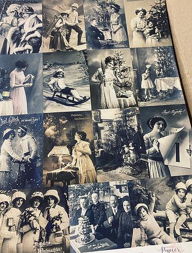 Christmas Vintage Photos - Boutique of Papier