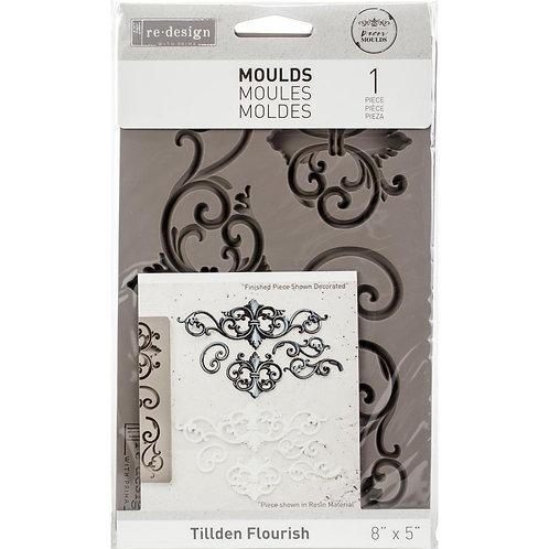 Prima Re-Design Decor Mould - Tillden Flourish