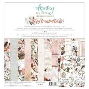 Florabella - Mintay -  12″ Collection pack includes bonus sheet