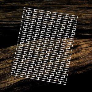 Background – Bricked Wall #2 Snip Art