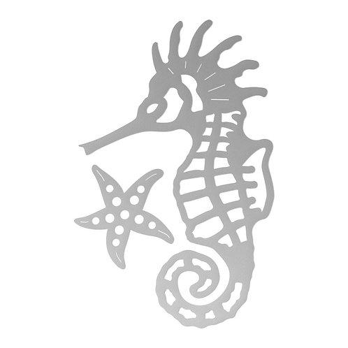 Die - SM - Seahorse & Starfish Set (3pc) - Seaside & Me