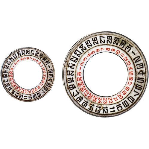 Idea-Ology Metal Date Dials
