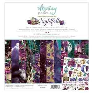 NIghtfall 07 - Mintay 12″ Collection pack includes bonus sheet