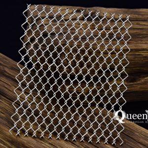 24920 Queen Rose – Net – background - Snip Art