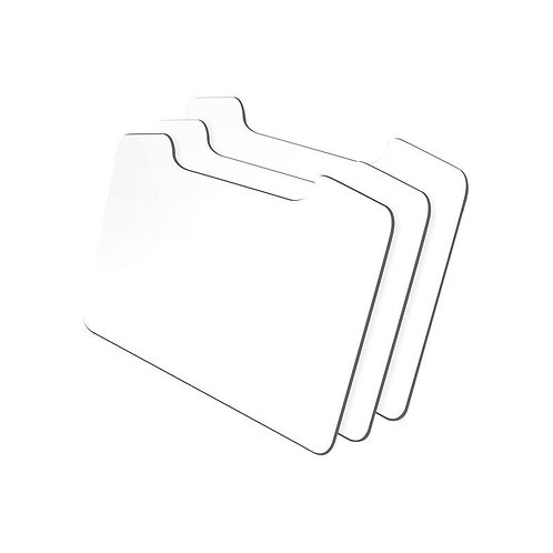 Magnetic Refill Sheets 3 pce - Couture Style