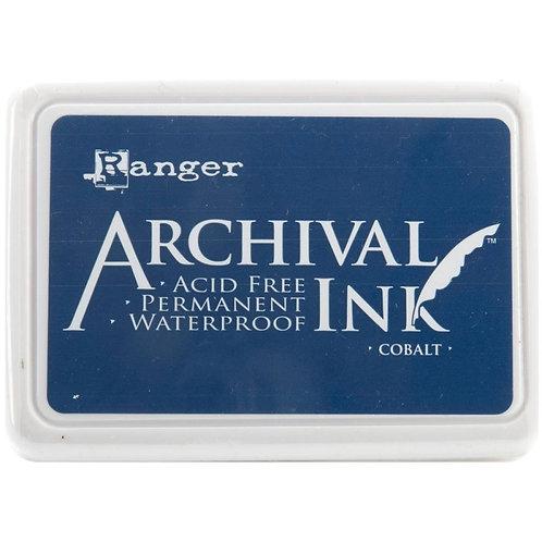 RANGER-Archival Ink Pads - Cobalt