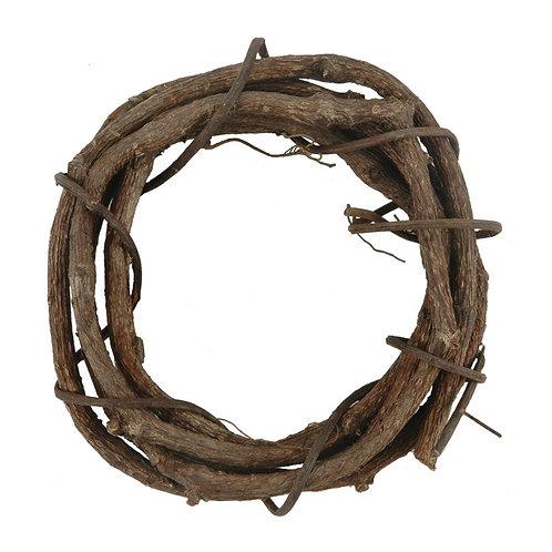 "Darice Grapevine Wreath 3"""