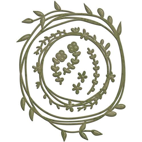 Spellbinders Shapeabilities Dies Wreath