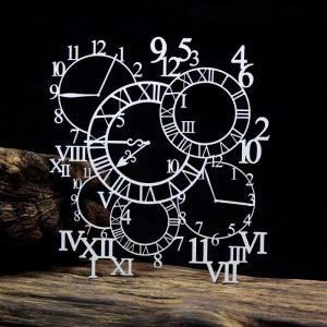 33315 Background – Openwork clocks