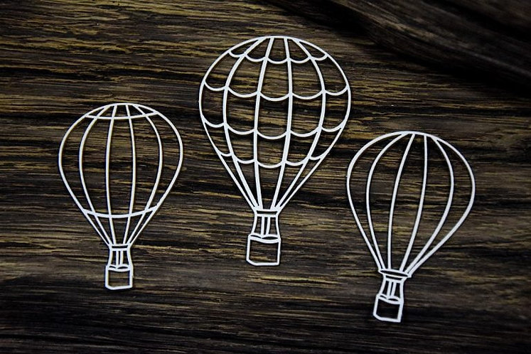 Up In The Air – Balloons
