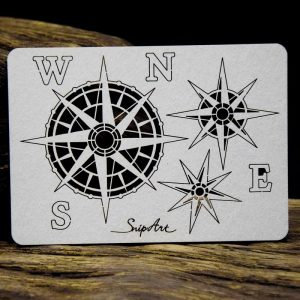Up In The Air – Wind Rose – Set